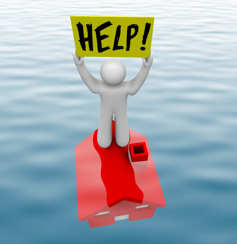 Help For Underwater Home Owners